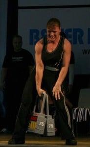 Jaana Tanner 1x150kg